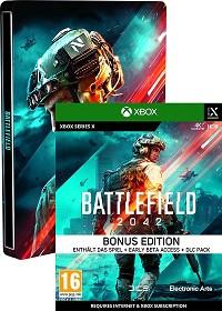 Battlefield 2042 Limited Steelbook Bonus Edition uncut für Merchandise, PC, PS4, PS5™, Xbox One, Xbox Series X