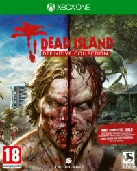 Dead Island Definitive AT uncut 2 Blu Ray Disc  Collection für Merchandise, PC, PS4, Xbox One