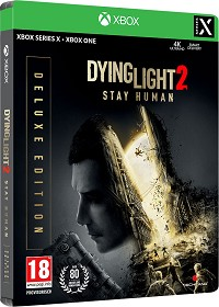Dying Light 2: Stay Human Deluxe Bonus Steelbook Edition uncut für PC, PC Download, PS4, PS5™, Xbox