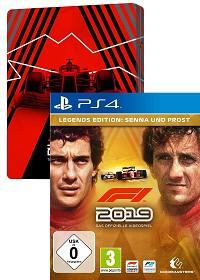 F1 (Formula 1) 2019 Jubiläums Edition für PC, PC Download, PS4, Xbox One