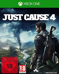 Just Cause 4 Day One USK Edition für PS4, Xbox One