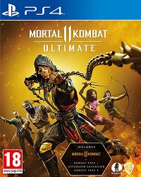 Mortal Kombat 11 Ultimate Day 1 Bonus Edition uncut für Nintendo Switch, PS4, PS5™, Xbox