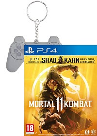 Mortal Kombat 11 Day One Shao Khan uncut Edition für Nintendo Switch, PS4, Xbox One