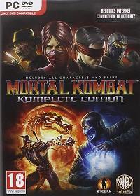 Mortal Kombat 9 Komplete Bonus uncut für PC, PC Download, PS3, Xbox360
