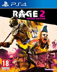 RAGE 2 Deluxe Tattoo Sleeve Edition uncut für PC, PS4, Xbox One