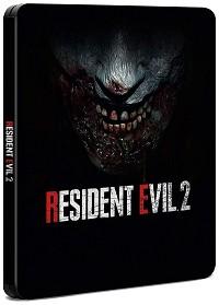 Resident Evil 2 Sammler Steelbook (exklusiv) für Merchandise