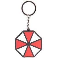 Resident Evil Umbrella Logo Schlüsselanhänger - Keychain (offiziell lizenziert) für Merchandise