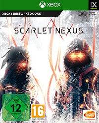 Scarlet Nexus EU Edition für PS4, PS5™, Xbox