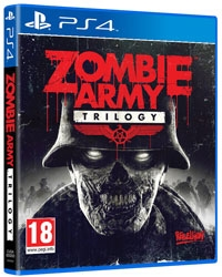 Sniper Elite: Nazi Zombie Army Trilogy uncut für Nintendo Switch, PS4