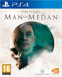 The Dark Pictures Anthology: Man of Medan Bonus Edition uncut für PS4, Xbox One