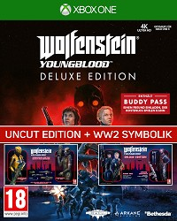 Wolfenstein: Youngblood EU Deluxe Edition uncut für Nintendo Switch, NSW eShop, PC, PC Download, PS4, Xbox One