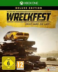 Wreckfest Deluxe Edition inkl. Bonus DLC für PS4, Xbox One