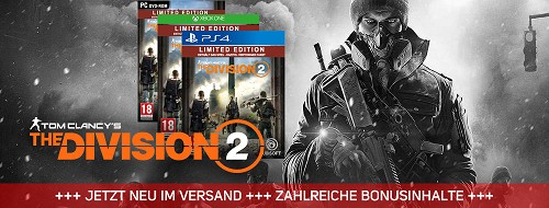 the division 2 limited