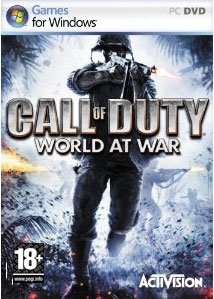 Call Of Duty 5 World At War [uncut Edition] (Inkl. unzensored Zombie Mode)