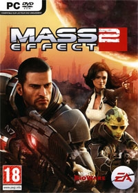 Mass Effect 2 classic  uncut (PC)