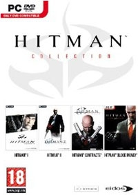 Hitman 4 Game Bundle Collection inkludiert Hitman 1 und 2, Contracts und Blood Money