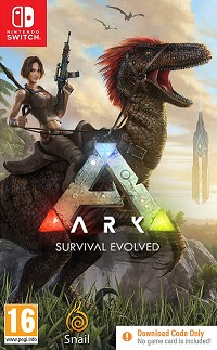 ARK: Survival Evolved (Code in a Box) (Nintendo Switch)