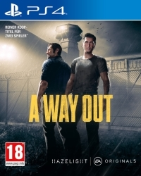 A Way Out [uncut Edition] (PS4, Xbox One)