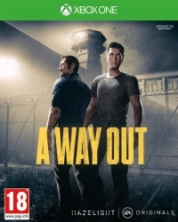 A Way Out AT uncut (Xbox One)