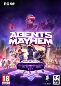 Agents of Mayhem [Day One uncut Edition] feat. Johnny Gat + 6 DLCs (PC)