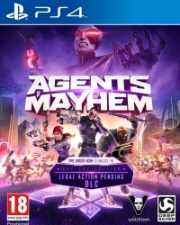 Agents of Mayhem Day One Edition uncut feat. Johnny Gat + 6 DLCs (PS4)
