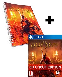 Agony uncut + Notizblock (PS4)