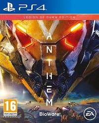 Anthem: Legion of Dawn Bonus Edition uncut inkl. Preorder Boni (PS4)
