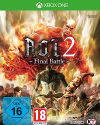 AoT 2 Final Battle uncut (Xbox One)
