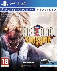 Arizona Sunshine VR uncut (PS4)