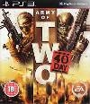Army of Two: The 40th Day uncut (PS3)