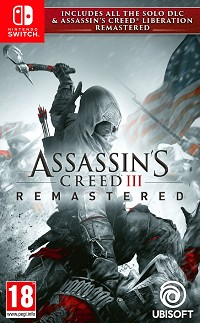 Assassins Creed 3 Remastered für Nintendo Switch