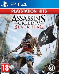 Assassins Creed 4: Black Flag EU uncut - Cover beschädigt (PS4)