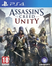 Assassins Creed 5: Unity EU uncut (PS4)