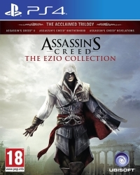 Assassins Creed Ezio Collection EU Edition uncut - Cover beschädigt (PS4)