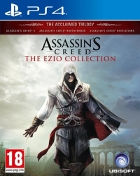 Assassins Creed Ezio Collection uncut (PS4)