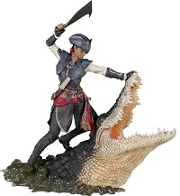 Assassins Creed Liberations - Aveline Figur (27 cm) (Merchandise)
