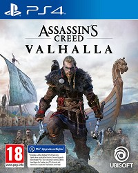 Assassins Creed Valhalla EU uncut (PS4)