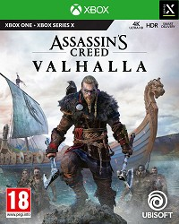 Assassins Creed Valhalla AT uncut (Xbox One)