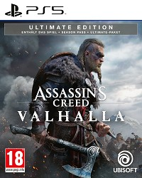 Assassins Creed Valhalla Ultimate Edition AT uncut (PS5™)
