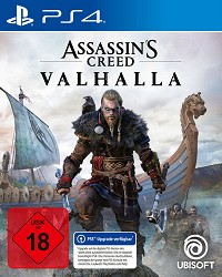 Assassins Creed Valhalla (USK) (PS4)