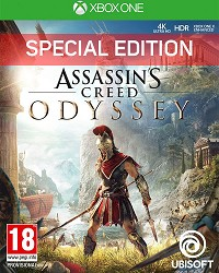 Assassins Creed: Odyssey Special Edition uncut (Xbox One)