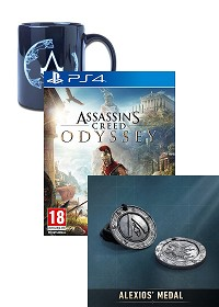 Assassins Creed: Odyssey Ultimate Edition uncut (PS4)