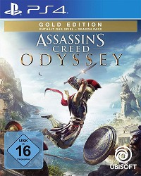 Assassins Creed: Odyssey Gold Edition uncut inkl. Bonus (PS4)