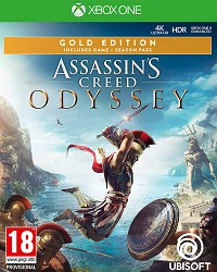 Assassins Creed: Odyssey Gold Edition uncut inkl. Preorder Bonus (Xbox One)