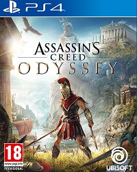Assassins Creed: Odyssey uncut (PS4)