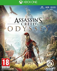 Assassins Creed: Odyssey uncut - Cover beschädigt (Xbox One)