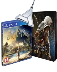 Assassins Creed: Origins Special Edition uncut inkl. Bonusmission + Schlüsselanhänger (PS4)