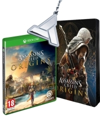 Assassins Creed: Origins Special Edition uncut inkl. Bonusmission + Schlüsselanhänger (Xbox One)