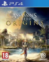 Assassins Creed: Origins EU uncut (PS4)