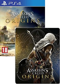 Assassins Creed: Origins Steelbook Edition (PS4)